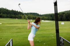 Left Arm Rotation in the Golf Swing